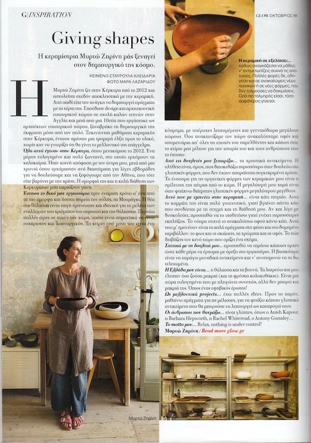 Glow Magazine 2018 SEP page s